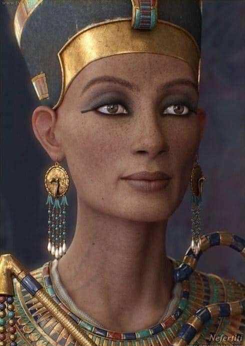 «Красавицы пришла»: Нефертити