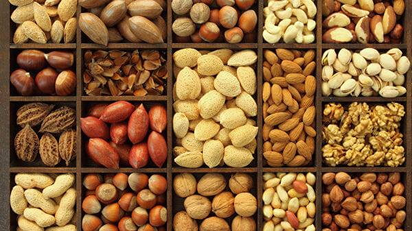 Орехи — природный аналог таблеток