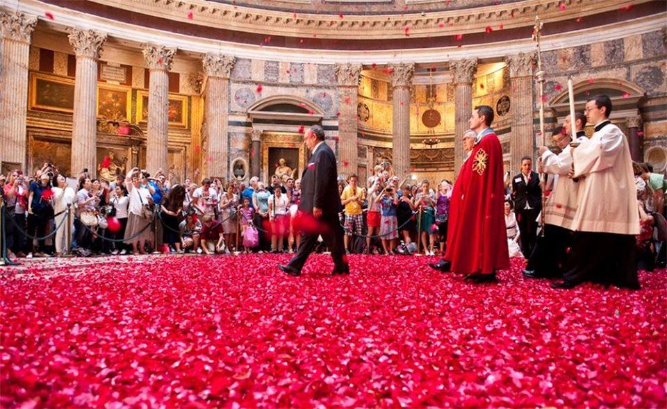 Роза –  цветок Венеры и молчания