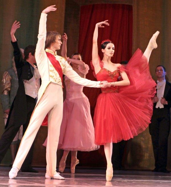 Вдохновение: мир балета
