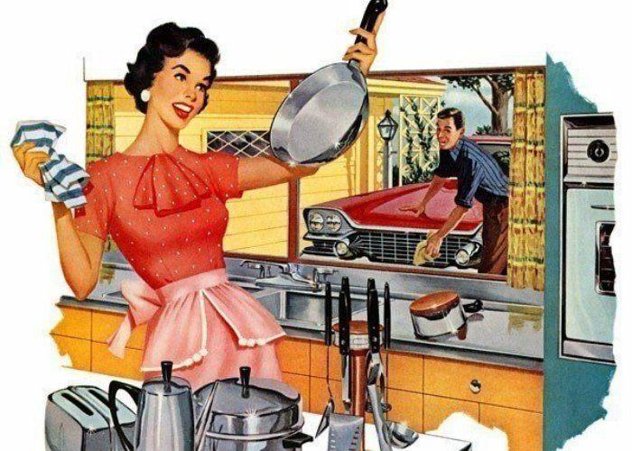 Домашний уют — это не вычищенные полы, а вычищенная от убеждений голова