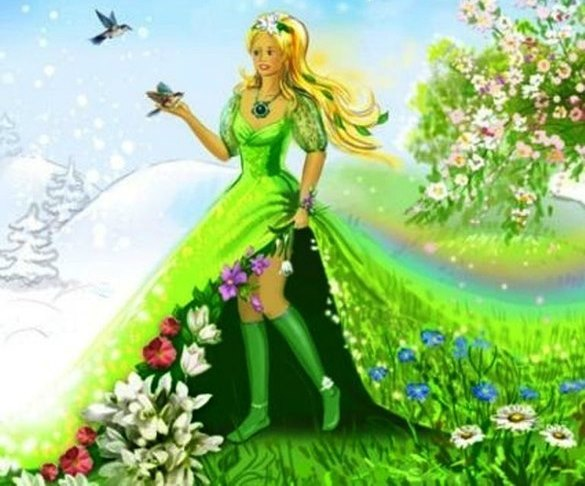 Сезоны нашей жизни. Весна (супер-мудрости)
