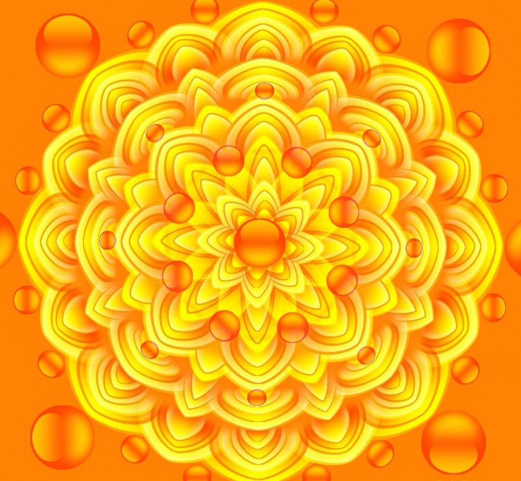 Описание чакральной системы. 2.Свадхистана — центр воли, страсти и желаний