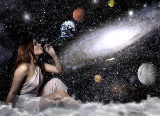 Помощь Вселенной в исполнении желаний