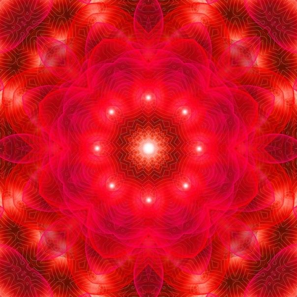 Описание чакральной системы. 1.Муладхара — опора жизни